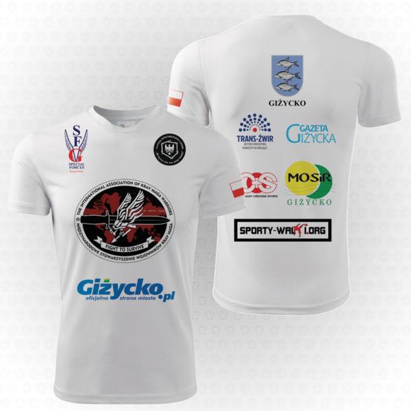 koszulka MMA sublimacja