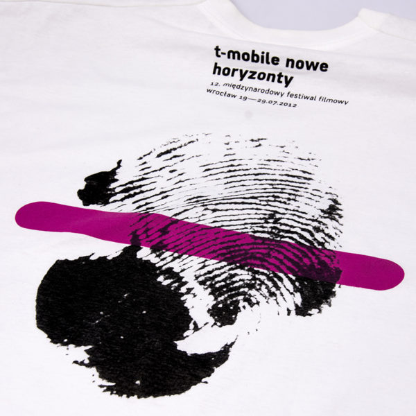 Sitodruk na koszulce 2 kolory