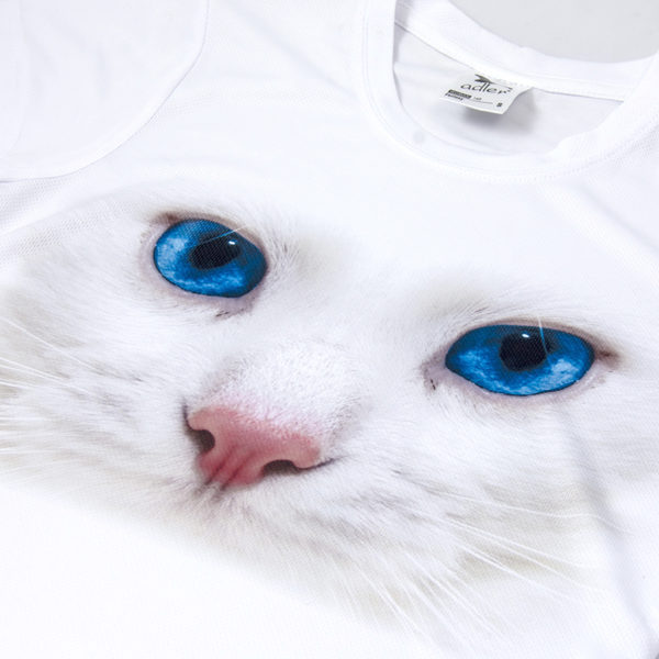 Koszulka z nadrukiem -sublimacja