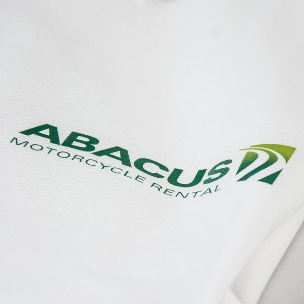Koszulka polo z nadrukiem - druk cyfrowy