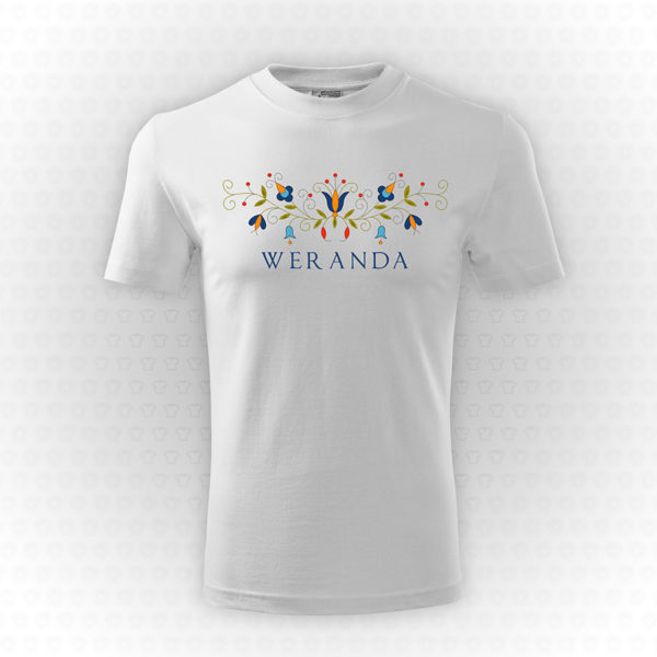 Nadruk na koszulce - sitodruk