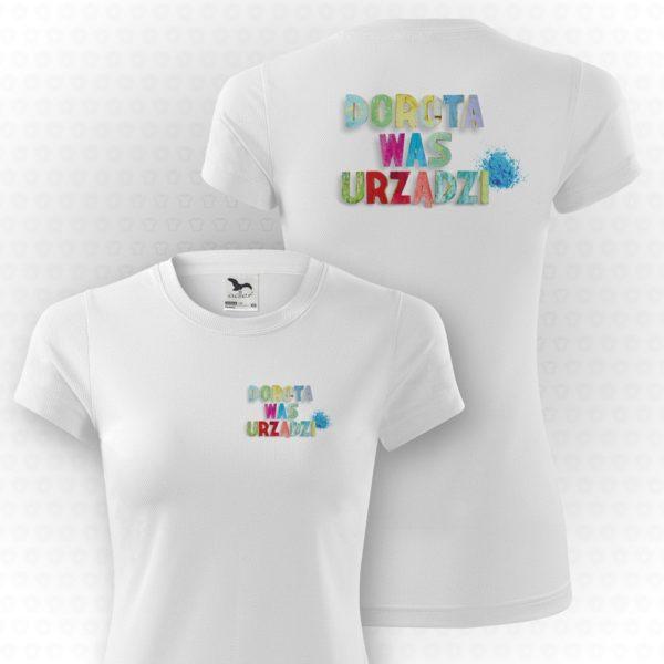 druk cyfrowy na Tshirt