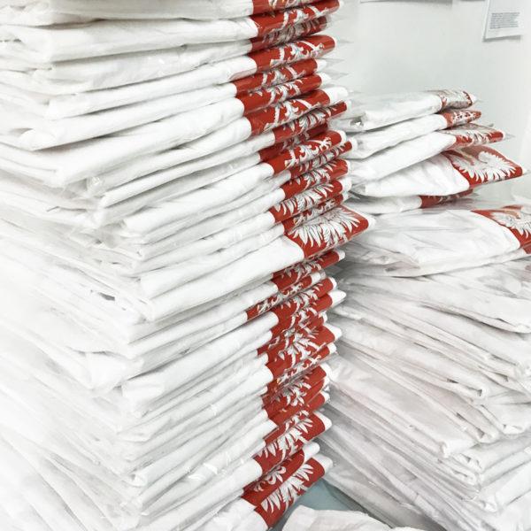 pakowanie koszulek sitodruk